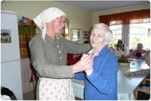 Rönngården demensboende vinnare när Norrmejerierstipendiet
