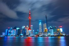​Shanghai Nights: Adventures in Asia Pacific's top city for 2019 with Sam Lay, Senior Director Meetings and Events APAC