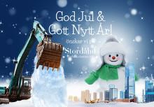 God jul och Gott Nytt 2020 från oss på Stordåhd Kommunikation AB