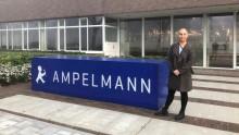Ida is the world's first Ampelfrau!