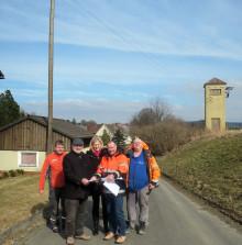 Bayernwerk verlegt das Ortsnetz in Großkonreuth unter die Erde