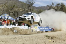 Victory in Mexico WRC: Volkswagen and Ogier in a class of their own