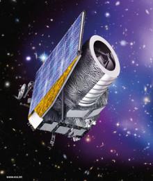 RUAG Space hjälper till att kartlägga universums expansion med nytt kontrakt