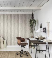 Naturliga väggar skapar känsla i rummet - Eco Wallpaper lanserar tapetkollektionen Beyond Colour