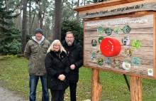 Naturwissen hautnah - sieben neue Spielstationen im Rostocker Zoo zur Nutzung freigegeben