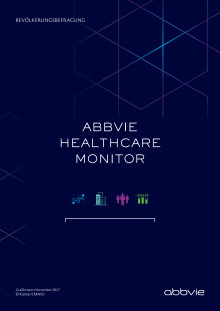 AbbVie Healthcare Monitor_Grafikreport 10/11.2017_Hepatitis C