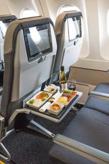 Charterfly kan nu tilbyde tre klasser