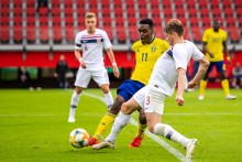U21-landslaget möter Island på Olympia