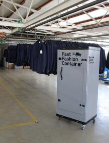 Smarte Lösung für die Fashion-Logistik: Hochschulprojekt wird zur Marktinnovation