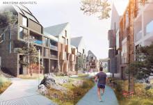 Arkitema går videre i parallelopdrag om en helt ny bydel i Hovås, Gøteborg