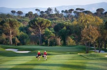 Golfbanor i Katalonien öppnar igen