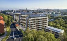 Riksbyggen utses för andra gången till det mest hållbara företaget i fastighetsbranschen