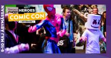 Förra årets stora succé Comic Con kommer tillbaka till Göteborg