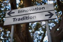 Innovativa affärer genom innovativ styrning