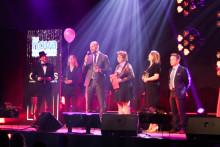 Sizes vinner utmärkelse som Årets Entreprenör i Oskarshamn