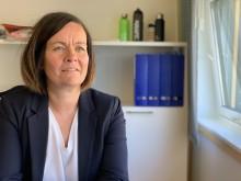 Elin Bang Tverfjeld er fungerende administrerende direktør i Norges arktiske studentsamskipnad