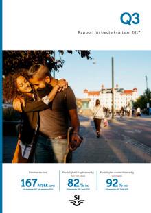 Kvartalsrapport 3 2017