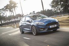 Fiesta og Fiesta ST kåret som bedste biler – basta!