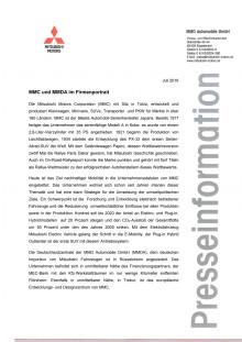 MMC und MMDA Firmenportrait