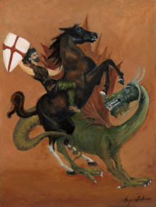 St George: The English Hero and Numismatic Icon