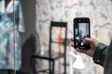 Digital kraftsamling på Röhsska museet efter ytterligare coronarestriktioner