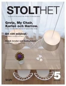 Stolthet nr 5 - Ett magasin från Stolab Möbel i Smålandsstenar