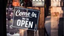 Easing lockdown - UK hospitality starts to open for business