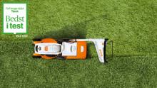 Batteridrevet gressklipper slår bensinmodellene og er best i test
