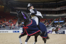 Dancing their way to the top – the first leg of the FEI Dressage World Cup final™