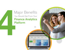 Finance Analytics Platform and the major benefits you should get from it.