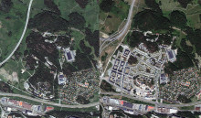 Stockholm växer, grönområdena krymper