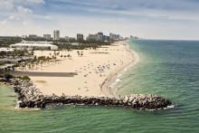 Norwegian lanserer nye ruter til Fort Lauderdale i Florida