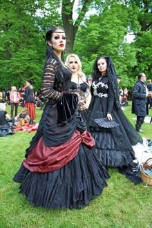 Das Wave-Gotik-Treffen feiert vom 13. bis 16. Mai 2016 in Leipzig sein 25-jähriges Jubiläum