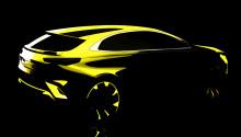 Kia lanserer ny Ceed crossover.