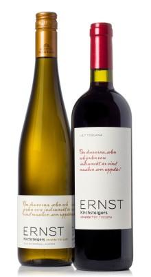 NYHET - ERNST Kirchsteigers utvalda vin på Systembolaget !