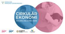 Två ministrar till Sveriges Innovationsriksdag 2018