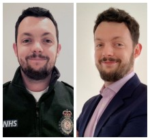 From railway control centre, to blue-light emergency ambulance crew volunteer: Tom's story