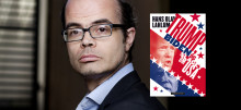 Lahlum aktuell med bok om Trump, Biden og slaget om USA