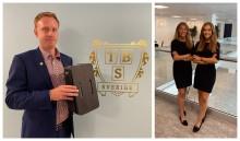 Thoren Business School i Malmö och Örebro erbjuder gratis mensskydd till eleverna