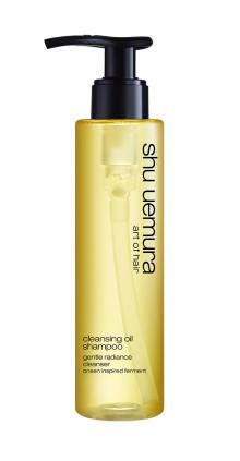 shu uemura firar 50-årsjubileum med lansering av  Cleansing Oil Shampoo limited edition