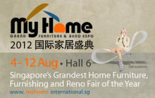Catch Evorich Flooring Group @ My Home 2012 Today!