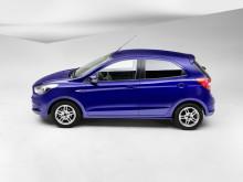 Stort värde i ett litet paket – Nya Ford KA+ erbjuder enastående utrymme, ekonomi och körglädje