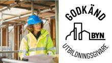 Kvalitetsstämpel för Astars byggutbildningar i norr