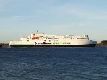 Scandlines' anden nye færge har forladt værftet