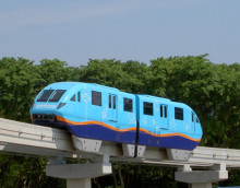 Hitachi secures contract to upgrade the Sentosa Express with its internationally-certified Wireless Signaling System (CBTC)