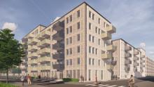 Tornstaden bygger fler hyresrätter för MKB i Malmö