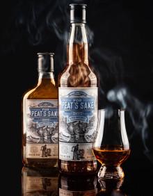 For Peat's Sake - succé för nya whiskyrökaren.
