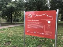 """""""Guter-Rat-Weg"""" der KNAPPSCHAFT ist komplett: Zehn Stationen am RuhrtalRadweg informieren rund um die Themen Fitness, Gesundheit und Natur"""