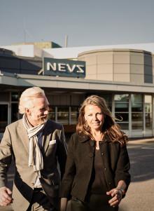 NEVS snabbar upp lansering av  bildelningstjänst för att hjälpa virusisolerade