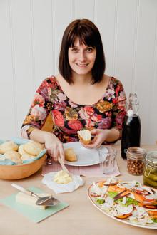 Julia spiste seg frisk med lavFODMAP-kosthold